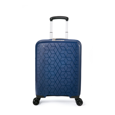 VERAGE DIAMOND PP ZIPPER TROLLEY CASE GM18106W