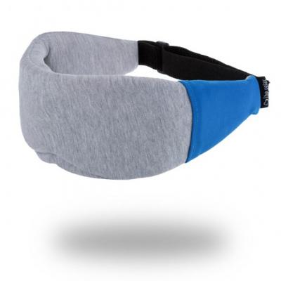 BE RELAX SNUGGY SLEEP MASK-SKY BLUE-SKY BLUE-BX42-3760117204353
