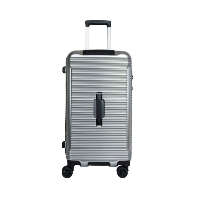 SIFFLER PC+ABS ZIPPER TROLLEY CASE W/TSA SF02-LIM2162