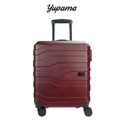 YUPAMA ABS ZIPPER TROLLEY CASE ZYPM02-2002