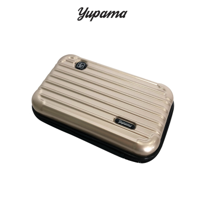 YUPAMA POUCH BAG-CHAMPAGN-ZYPM09-2003
