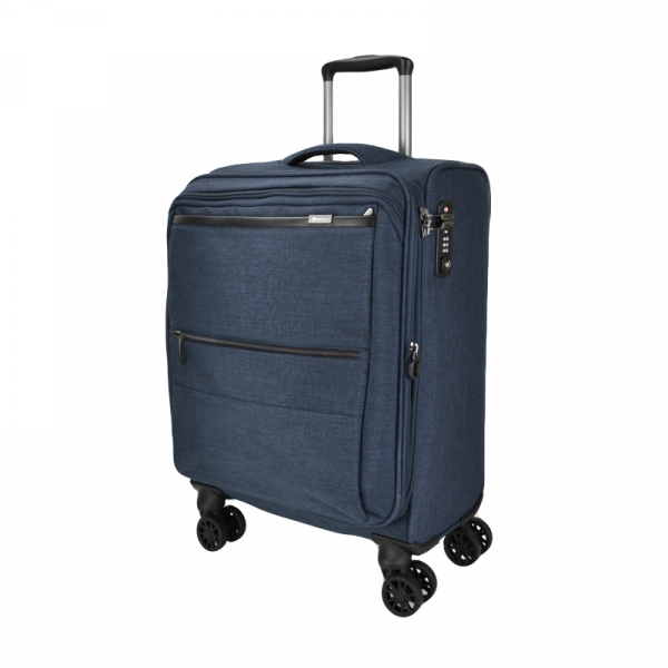 ECHOLAC SOFT TROLLEY CASE W/TSA LOCK EC02-CT813SA