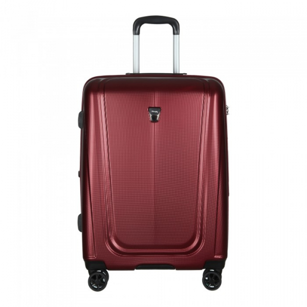 VERAGE ABS ZIPPER TROLLEY CASE GM18087W