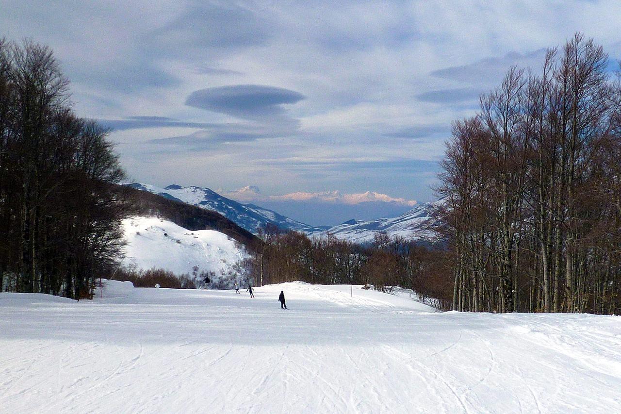 Ski Guide: Abruzzo, Portugis